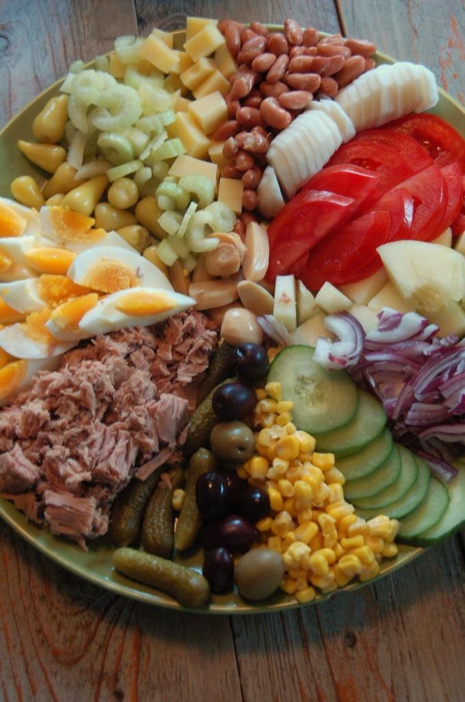 bra mat för gravida